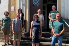 """Mehrgenerationenhaus - Haus der Famile """"Gelbe Villa""""  in Kirchen"""