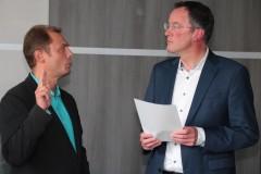 Vereidigung zum Ortsvorsteher und  Konstituierung Ortsbeirat Oberstadt 15.8.2019