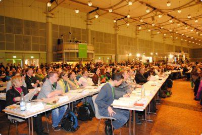 Rheinland-pfälzische Delegierte auf der BDK in Hannover